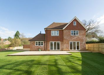 Thumbnail 4 bedroom detached house to rent in Downlands, Petersfield Road, Greatham, Liss, Hampshire