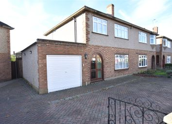 Thumbnail 3 bed semi-detached house for sale in Garry Way, Rise Park