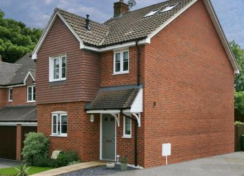 Thumbnail 4 bed detached house for sale in Cloudbank, South Wonston, Winchester