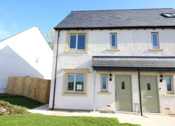 Thumbnail 2 bed semi-detached house for sale in Sandlin Close, Toddington, Cheltenham