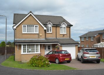 Thumbnail 4 bed detached house for sale in Easton Drive, Shieldhill, Falkirk