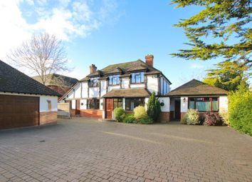 Thumbnail 7 bed detached house for sale in Milford Road, Lymington, Hampshire