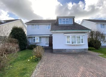 Thumbnail 4 bed detached house for sale in 45 Clover Park, Haverfordwest