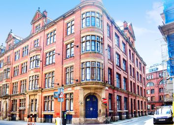 Thumbnail 2 bed flat for sale in 48 Princess Street, Manchester