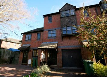 Thumbnail 3 bed town house for sale in Byfield Rise, City Centre, Worcester