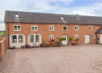 Thumbnail 4 bed barn conversion for sale in Adderley, Market Drayton