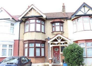 Thumbnail 3 bed terraced house for sale in Campbell Avenue, Ilford