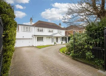 Thumbnail 4 bed detached house for sale in Forest Lane, Chigwell