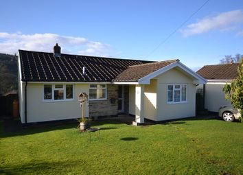 Thumbnail 4 bed detached bungalow for sale in Lynher Way, North Hill, Launceston