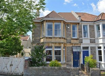 Thumbnail 4 bedroom semi-detached house for sale in Seymour Road, Bishopston, Bristol