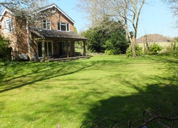 Thumbnail 4 bedroom detached bungalow for sale in Chilbrook, Harwell, Didcot