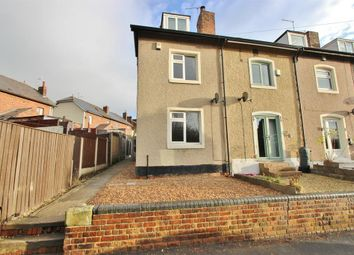 Thumbnail 3 bed end terrace house for sale in Coisley Road, Woodhouse, Sheffield