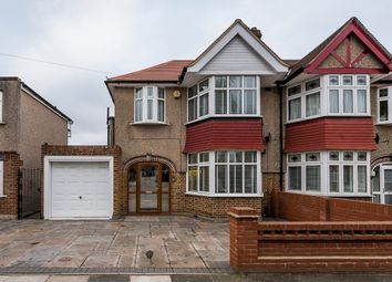Thumbnail 3 bed semi-detached house to rent in Montrose Avenue, Twickenham