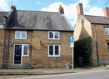Thumbnail 3 bed cottage for sale in Cross Street, Moulton, Northampton