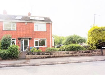 Thumbnail 3 bed semi-detached house for sale in Lime Grove, Chaddesden
