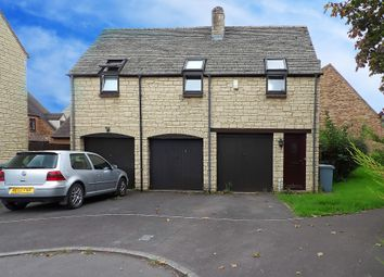 Thumbnail 1 bedroom property to rent in Idbury Close, Witney, Oxfordshire