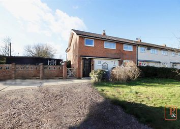 3 bed end terrace house for sale in St. Andrews Drive, Chelmondiston, Ipswich IP9