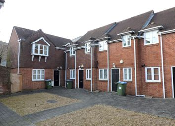 Thumbnail 2 bedroom end terrace house to rent in Consort Court, High Street, Fareham
