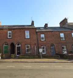 Thumbnail 4 bed terraced house for sale in Wordsworth Street, Penrith