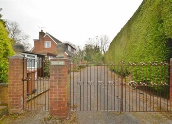 Thumbnail 3 bed detached bungalow for sale in Ffordd Corwen, Treuddyn, Mold