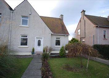 Thumbnail 3 bed semi-detached house for sale in Auchenharvie Road, Saltcoats