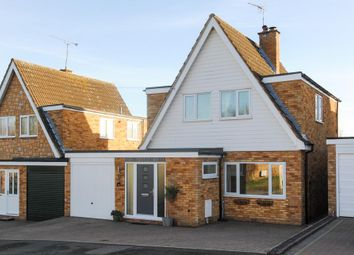 Thumbnail 3 bed detached house for sale in Orchard Way, Stretton On Dunsmore, Rugby