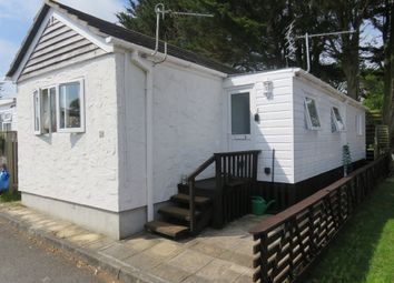 Thumbnail 2 bed mobile/park home for sale in Wheal Rodney, Gwallon, Marazion