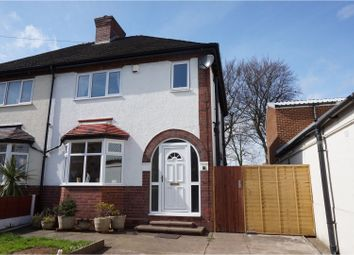 Thumbnail 3 bed semi-detached house for sale in Price Street, Cannock