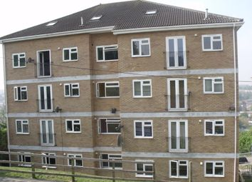 Thumbnail 1 bed flat to rent in Longhill Avenue, Chatham