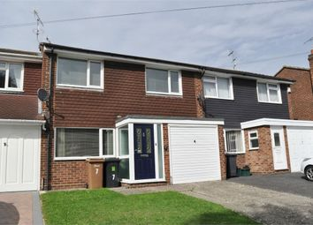 Thumbnail 3 bed terraced house for sale in The Ridings, Great Baddow, Chelmsford, Essex