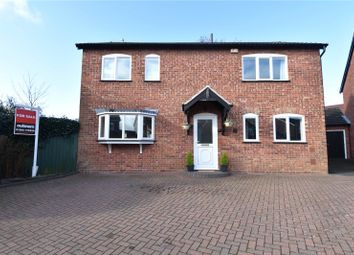 Thumbnail 4 bed detached house for sale in The Oaklands, Droitwich, Worcestershire