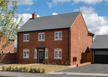 "Thumbnail 4 bed detached house for sale in ""Birchwood"" at Starflower Way, Mickleover, Derby"