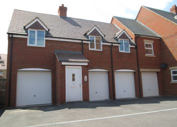 Thumbnail 2 bed link-detached house to rent in Pheasant Grove, Wixams, Bedford