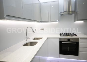 Thumbnail 2 bed flat for sale in Brook Avenue, Edgware