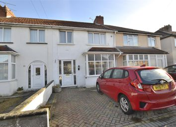 Thumbnail 3 bed terraced house for sale in Eighth Avenue, Bristol