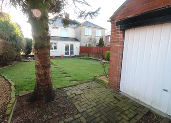 Thumbnail 3 bedroom semi-detached house to rent in Llwyn Derw, Whitchurch, Cardiff