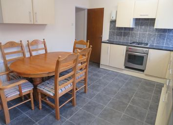 Thumbnail 3 bed semi-detached house to rent in Harborough Road, Oadby, Leicester