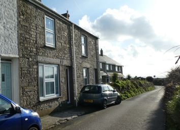 Thumbnail 2 bed cottage for sale in Bosorne Road, Penzance