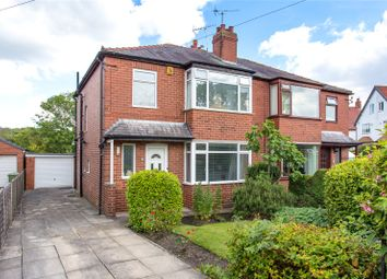 Thumbnail 3 bedroom semi-detached house for sale in Norton Road, Leeds, West Yorkshire