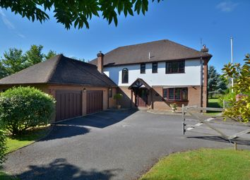 5 bed detached house for sale in Meadowbank, Stane Street, Codmore Hill, Pulborough RH20