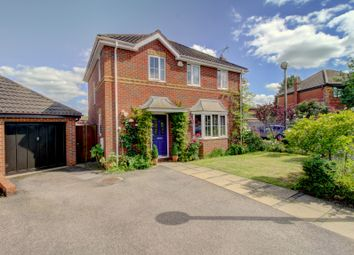 Thumbnail 4 bed detached house for sale in Tunbridge Grove, Kents Hill, Milton Keynes