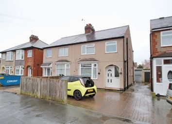 Thumbnail 3 bed semi-detached house for sale in Charter Road, Rugby
