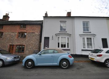Thumbnail 3 bed terraced house to rent in The Green, Mountsorrel, Loughborough