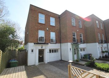 Thumbnail 4 bed terraced house to rent in Tudor Well Close, Stanmore