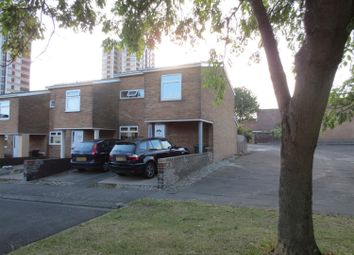 Thumbnail 4 bed end terrace house to rent in Tindal Close, Newcastle Upon Tyne