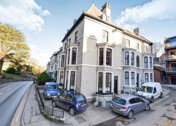 Thumbnail 2 bed flat for sale in Broomfield Terrace, Whitby, North Yorkshire