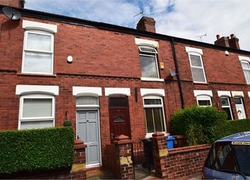 Thumbnail 2 bed terraced house to rent in Berlin Road, Stockport, Cheshire