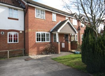Thumbnail 2 bed terraced house to rent in Jutland Close, Whiteley, Fareham