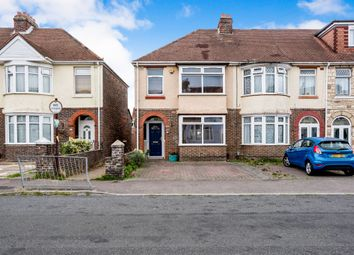 Thumbnail 3 bed semi-detached house for sale in Selsey Avenue, Elson, Gosport