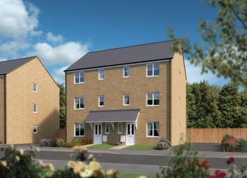 "Thumbnail 4 bed town house for sale in ""The Wolvesey "" at King Street Lane, Winnersh, Wokingham"